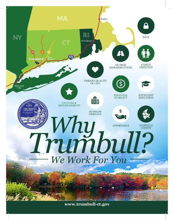 Why Trumbull We Work For you Flyer