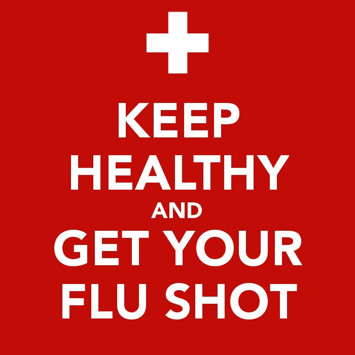 Keep Healthy and Get Your Flu Shot