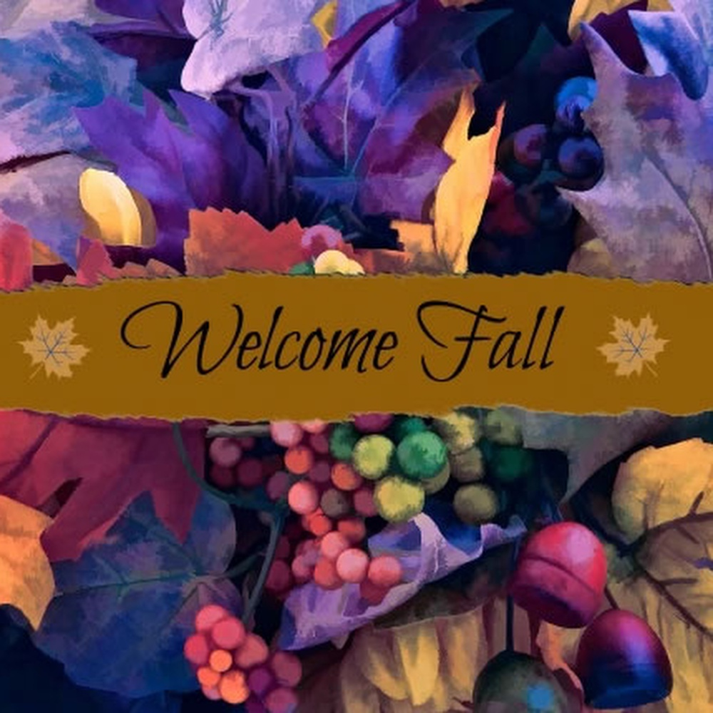 Welcome Fall Image