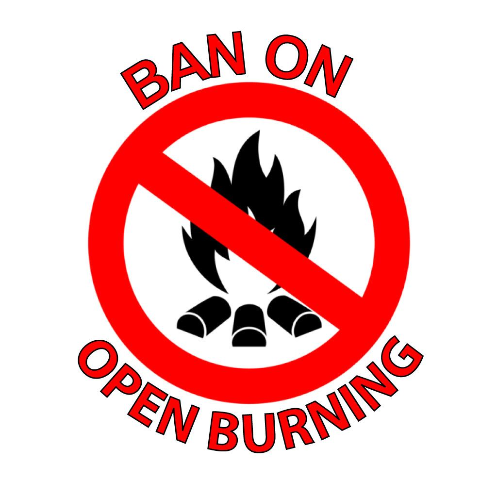 Ban on Open Burning