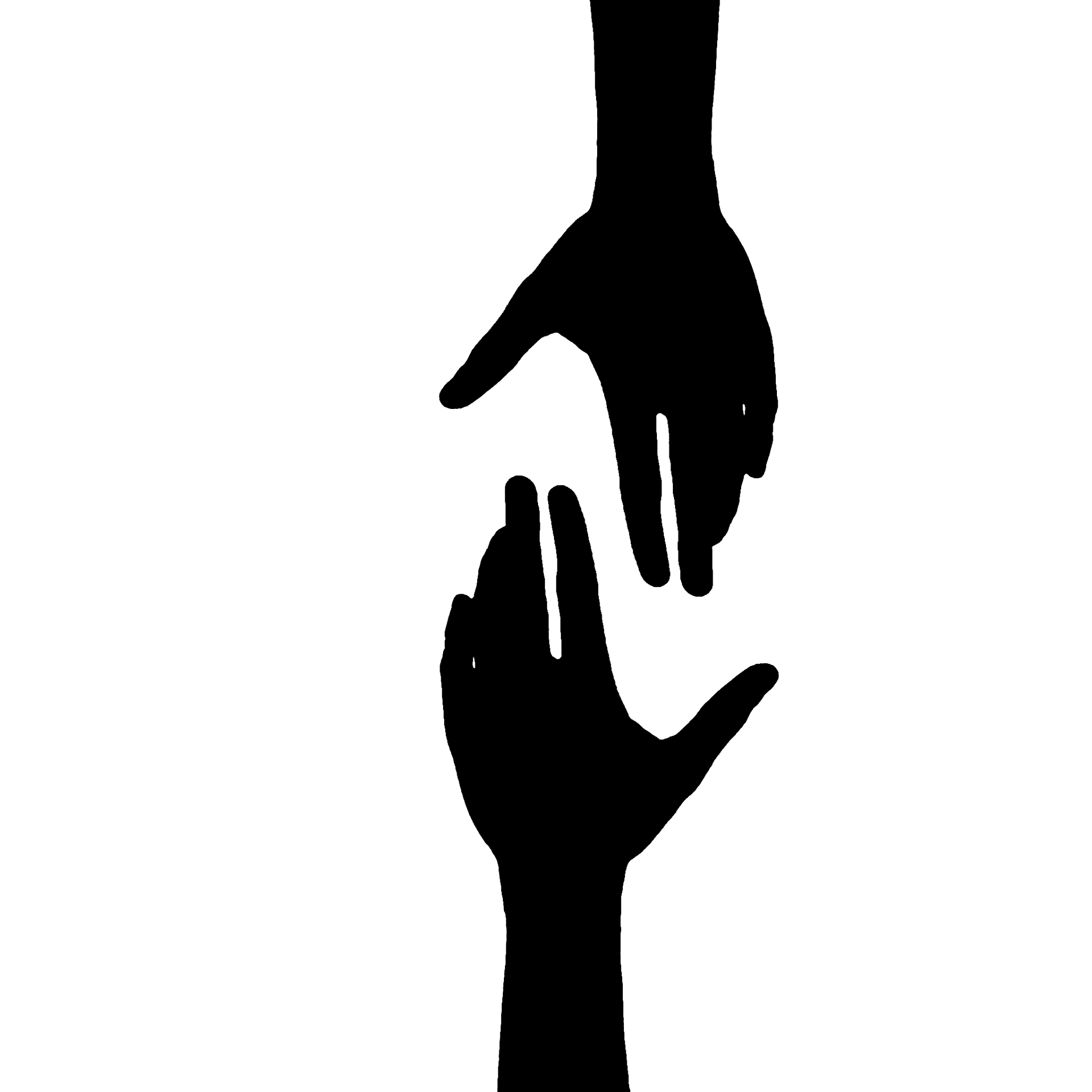 Helping Hands (PNG)
