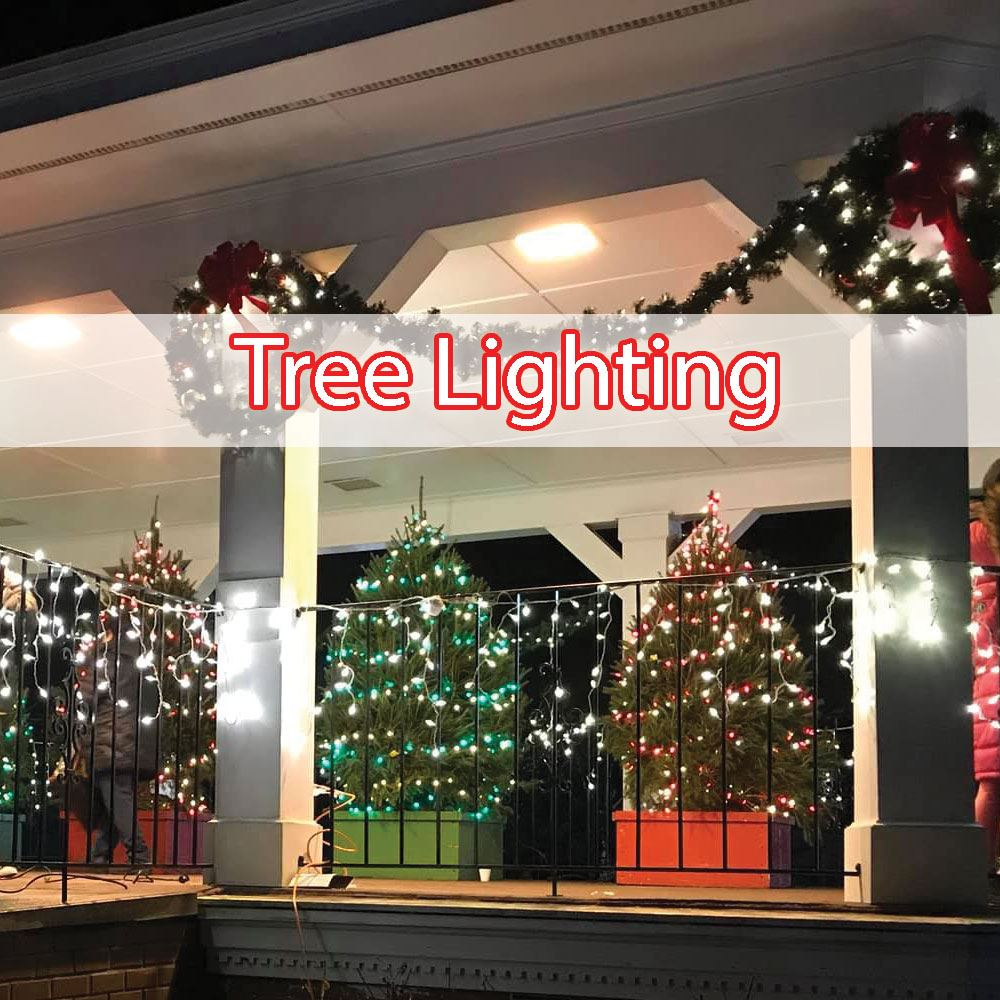 Holiday Tree Lighting (PNG)