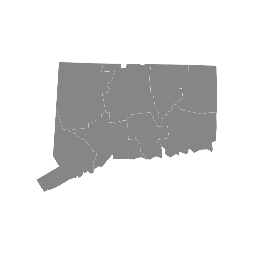 Connecticut Counties (PNG)